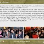6 contenuti e parterre Cover  3° Premio Internazionale Doc Italy Viaggio Attraverso l'Eccellenza