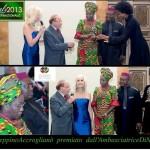 Ambaciata della Nigeria COnsegna il primo Premio Internazionale DOc Italy